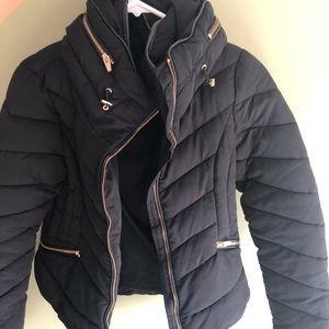Zara minimally worn fitted winter coat